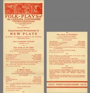 1942 playbill