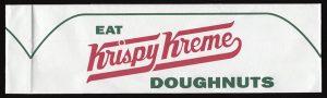 Krispy Kreme hat