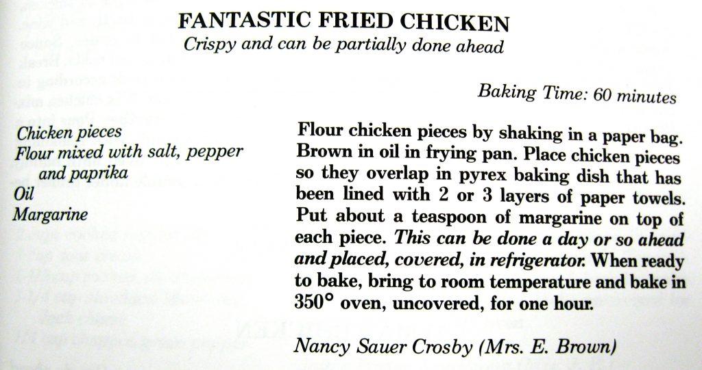 Fantastic Fried Chicken - Mountain Elegance