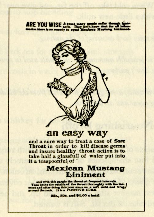 USE Mexican Mustang Ad. - Keepers of the Hearth