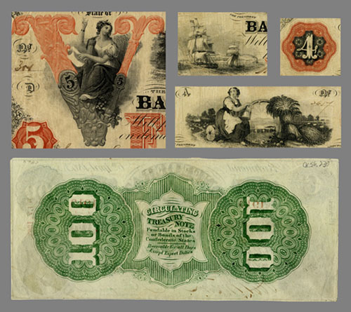 composite currency vignettes