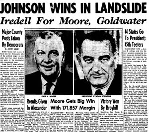 Statesville Recorder. Wednesday, Nov 4, 1964.