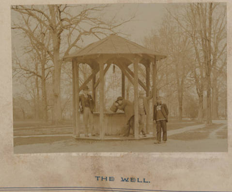 Old Well in Battle Album