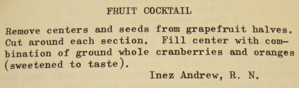 USED 7-9-15 Fruit Cocktails - Nightingales in the Kitchen