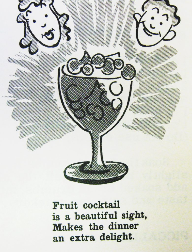 USED 7-9-15 Fruit cocktail poem - Kitchen Kapers