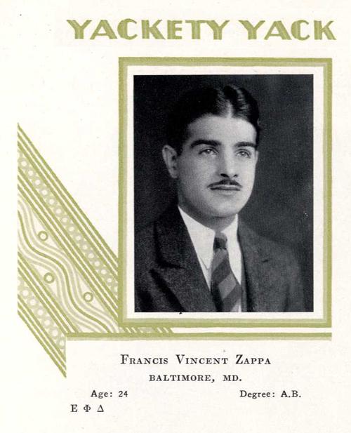 frank zappa, sr.