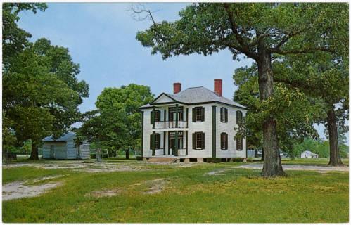Bentonville_Battleground_State_Historic_Site_North_Carolina
