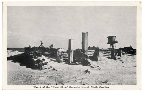 Carroll A Deering - Wreck_of_the