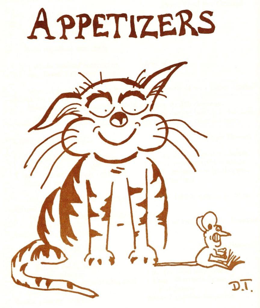 Appetizers - Bone Appetit