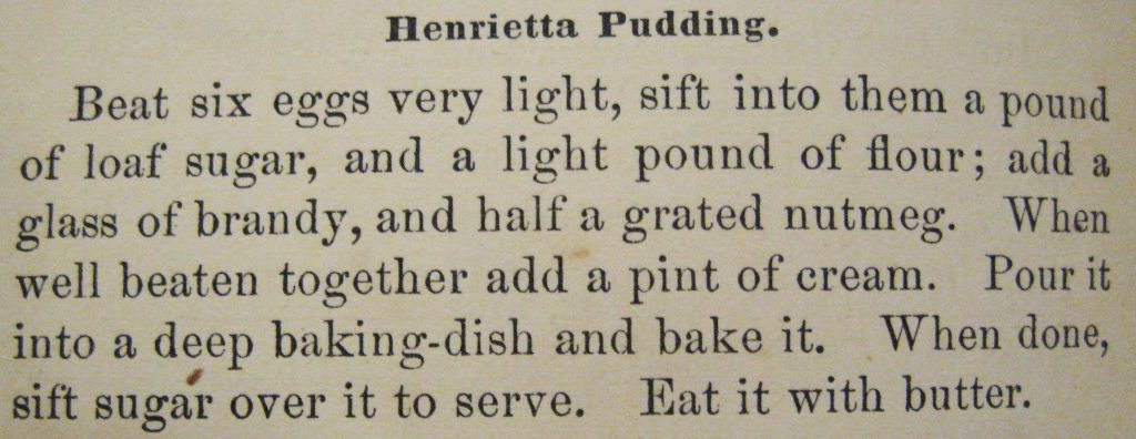 Henrietta Pudding - The Young Housewife's Counselor and Friend