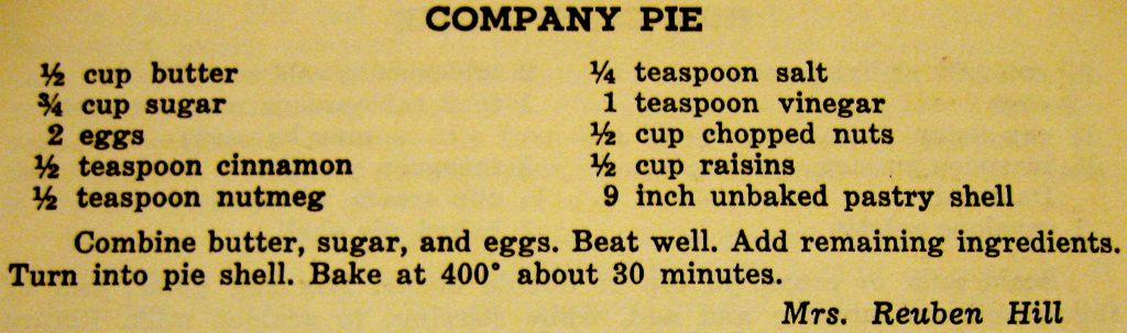 USED 2-18-16Company pie - Carolina Cooking