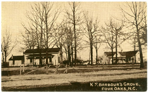 Barbour's Grove in Four Oaks, NC