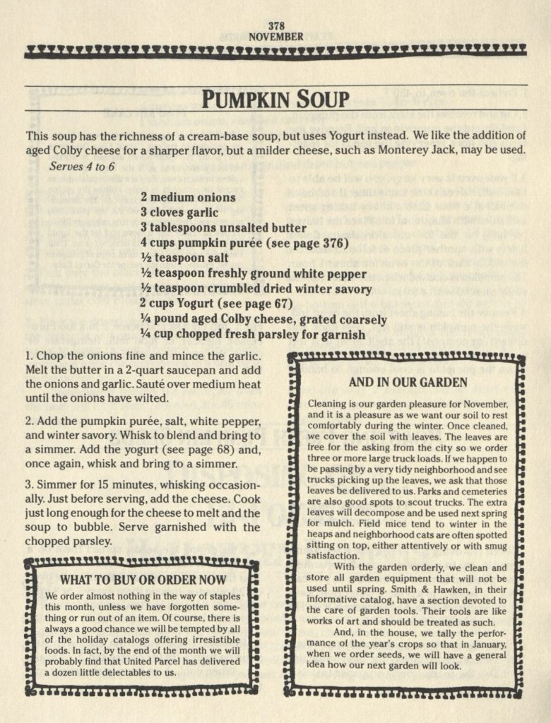 used-10-11-16-pumpkin-soup-country-gourmet-cookbook