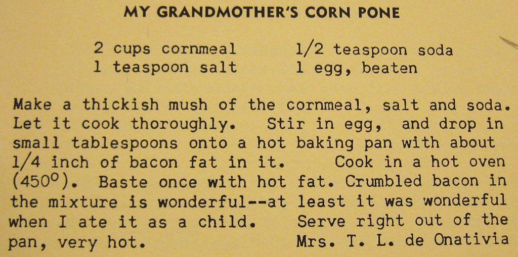 my-grandmothers-corn-pone-mountain-makins-in-the-smokies