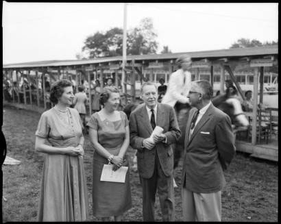 1955 Blowing Rock Horse Show