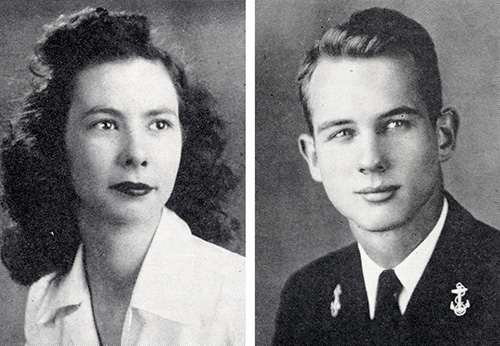 Charles Gremer & Grace Towery