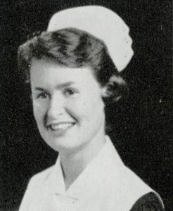 Photo of Nancy Hege from 1959 Yackety Yack