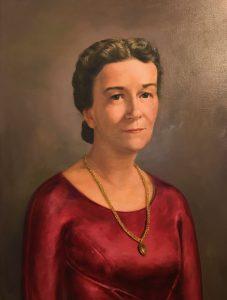 Mary Lindsay Thornton portrait