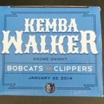 Box top for Kemba Walker gnome