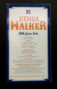 Facts from Kemba Walker gnome box