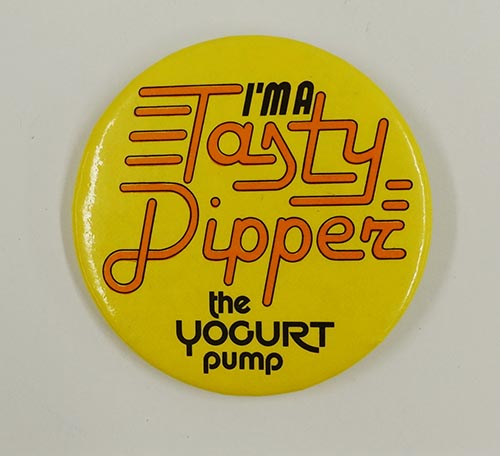 Tasty Dipper button from Yogurt Pump