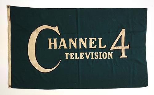 Channel 4 banner