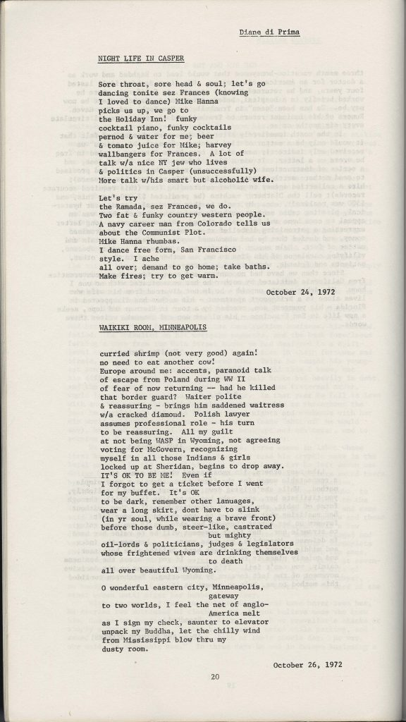 Beats Folio PS615 .W67 no. 28, p. 20
