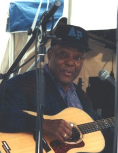 John Cephas at Merlefest, 1999
