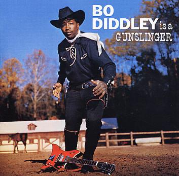 SFC Spotlight: Bo Diddley is a Gunslinger