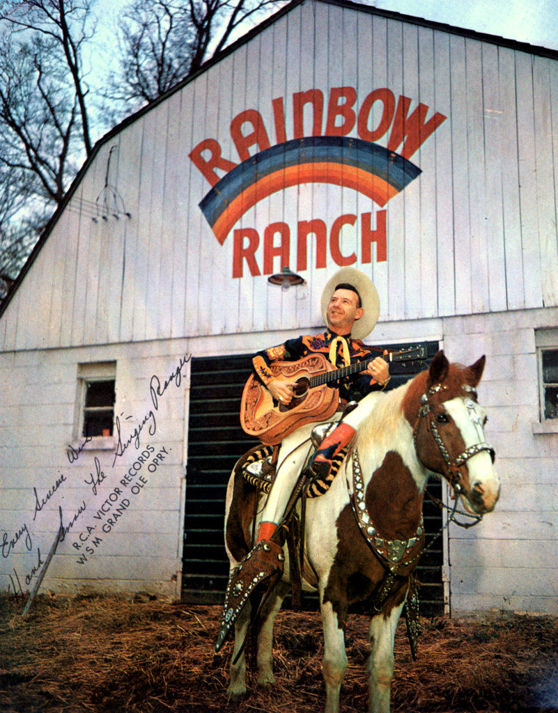 """Every Sincere Wish"" from Hank Snow, Ralph McGee and the SFC"