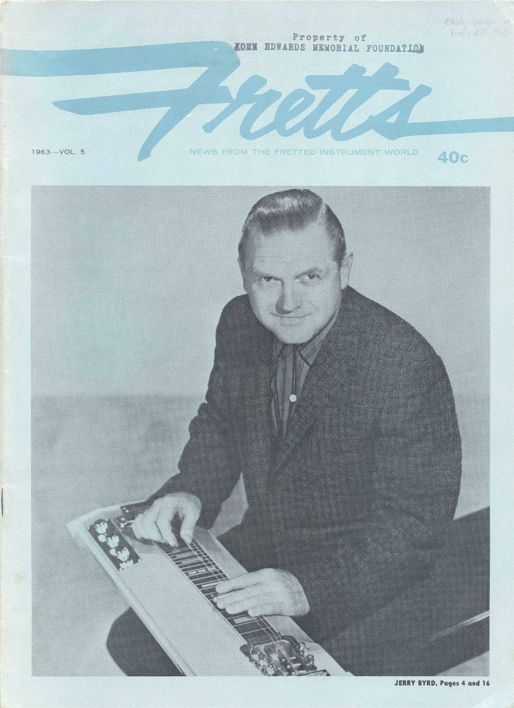 Fretts_1963_vol5_steelguitarcover