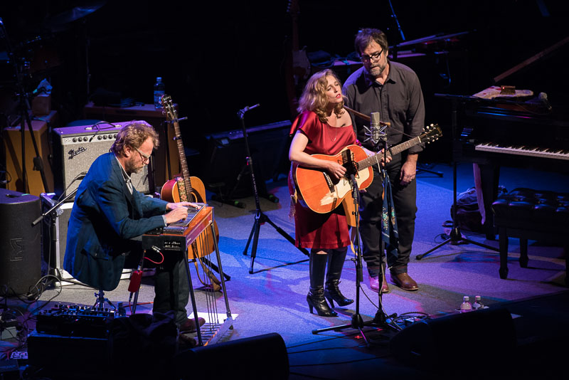 Tift Merritt at Memorial Hall for SFC25. Photo by Mark Perry Photography.