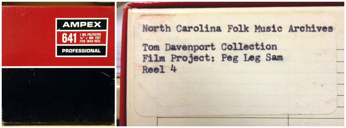 Peg Leg Sam_20025_FT324_Tom Davenport Collection_Southern Folklife Collection_UNC Chapel Hill