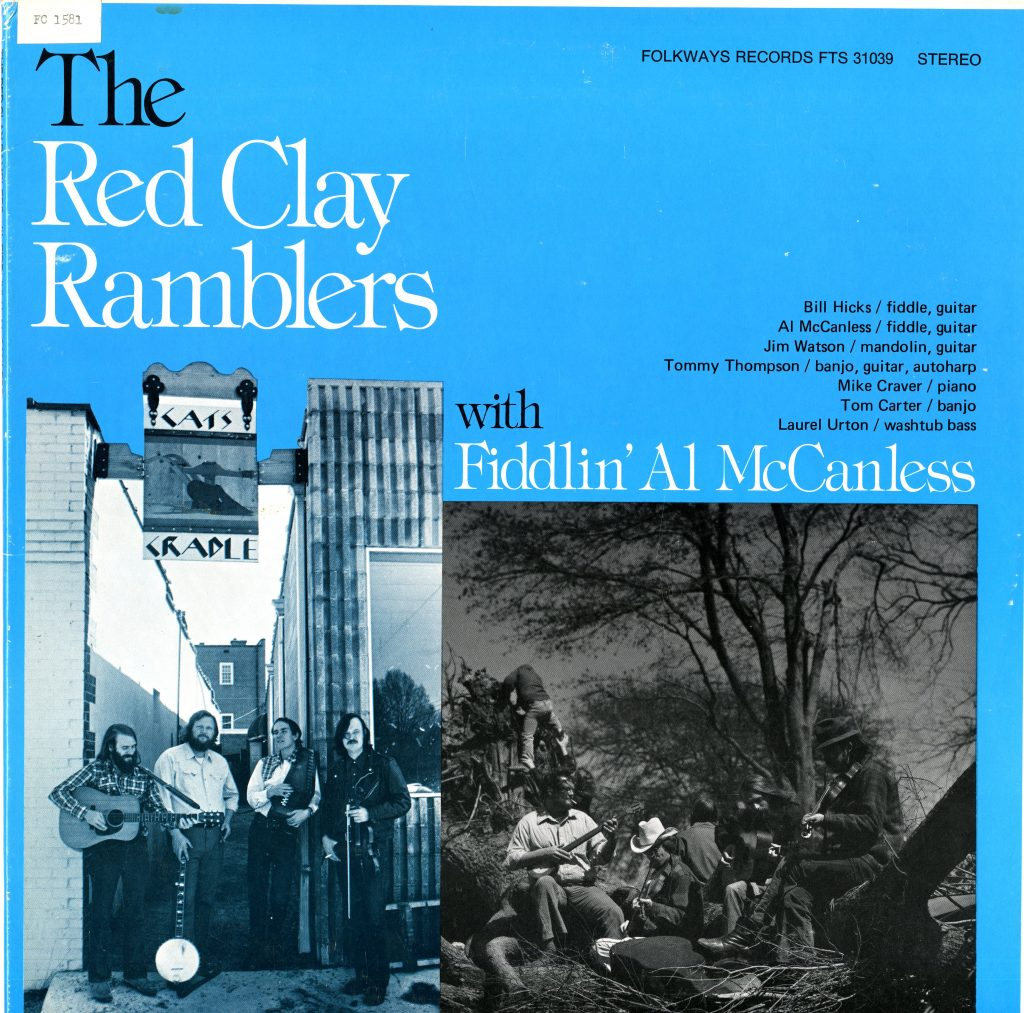 FC1581_Red Clay Ramblers and with Fiddlin' Al McCanless_Southern Folklife Collection_001