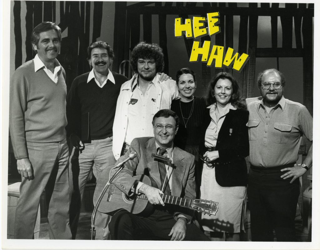Hee Haw P-20418/2_John D. Loudermilk in his studio, Southern Folklife Collection_UNC Chapel Hill