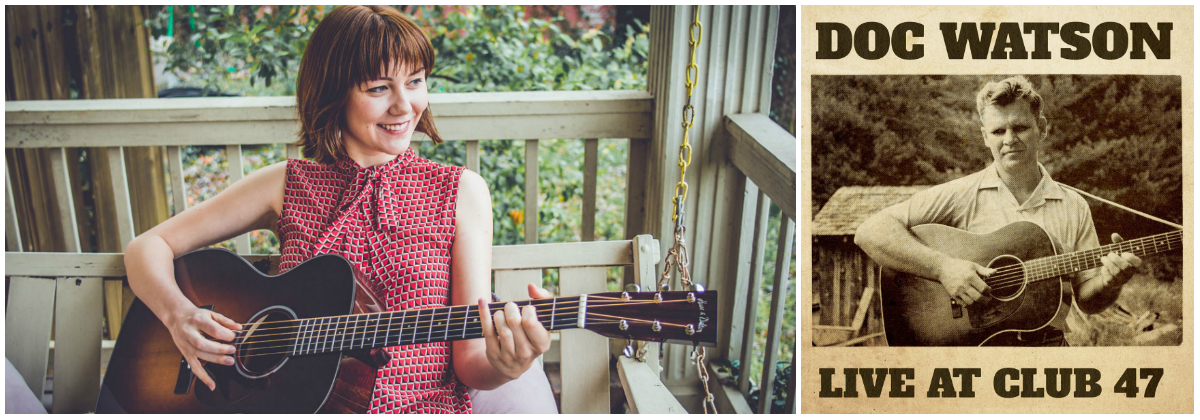 Molly Tuttle, photo by Kaitlyn Raitz_Doc Watson_SFC_YepRoc