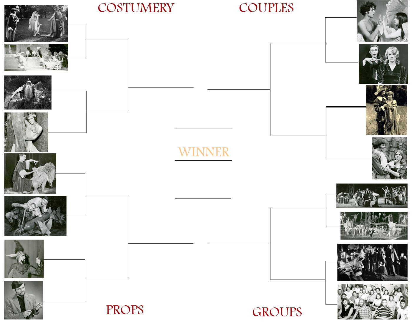 Playmakers Photo Bracket