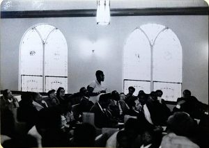 Kenyon Chapman Papers, Greensboro Photo
