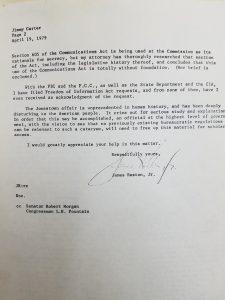 James Reston, Jr. Papers, folder 70 Letter Page 2