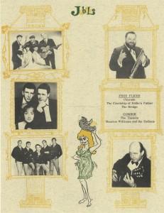 1966 Jubilee program