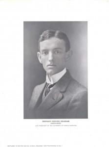 Portrait of Edward Kidder Graham