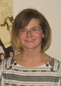 Electronic Records Archivist Meg Tuomala