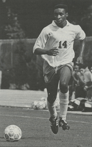 Eddie Pope, from the 1994 Yackety Yack, North Carolina Collection.