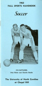 From the Department of Athletic Communications Records (#40308), University Archives.