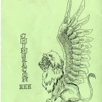 From the Chimera Fantasy and Science Fiction Club of the University of North Carolina at Chapel Hill Records, #40310-z