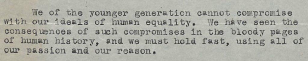 Murray to Graham, 6 February 1939.
