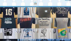 The UNC T-Shirt Archive. http://unctshirtarchive.tumblr.com/