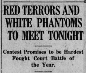 Daily Tar Heel, 12 February 1927.